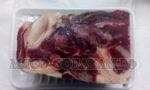 Обрезь говяжья мясная