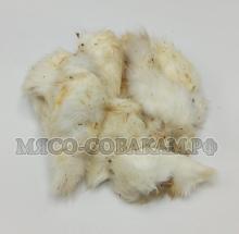 Сушеные хвосты кролика