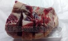 Хрящ грудной говяжий(грудная кость)